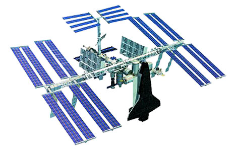International Space Station Clip Art (page 2) - Pics about ...