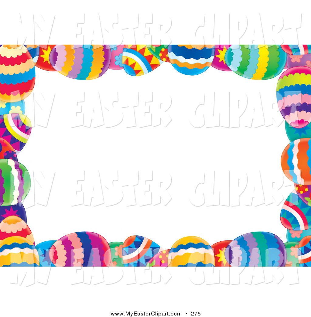 free clip art borders for easter - photo #45