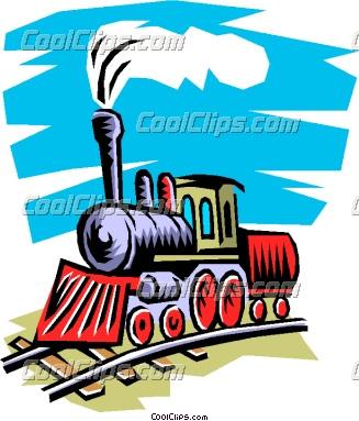 Steam Train Engine Clip Art | Clipart Panda - Free Clipart Images