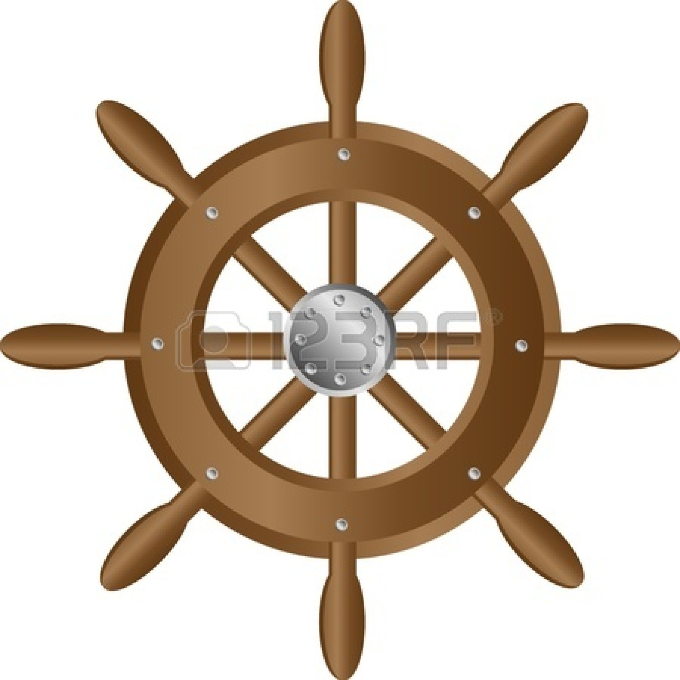clipart ship steering wheel - photo #15