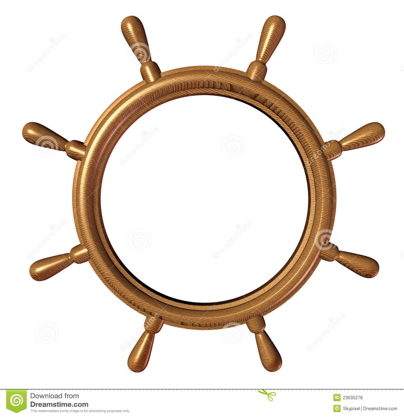 clipart ship steering wheel - photo #45