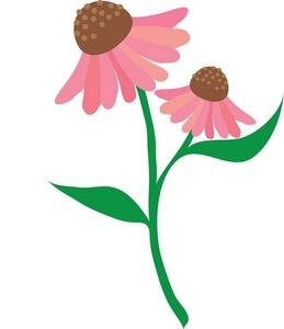 Pink Flower Clip Art | Clipart Panda - Free Clipart Images