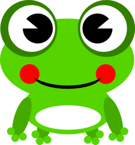 cute frog clipart clipart panda free clipart images Cartoon Frog Clip Art Frog Clip Art Black and White