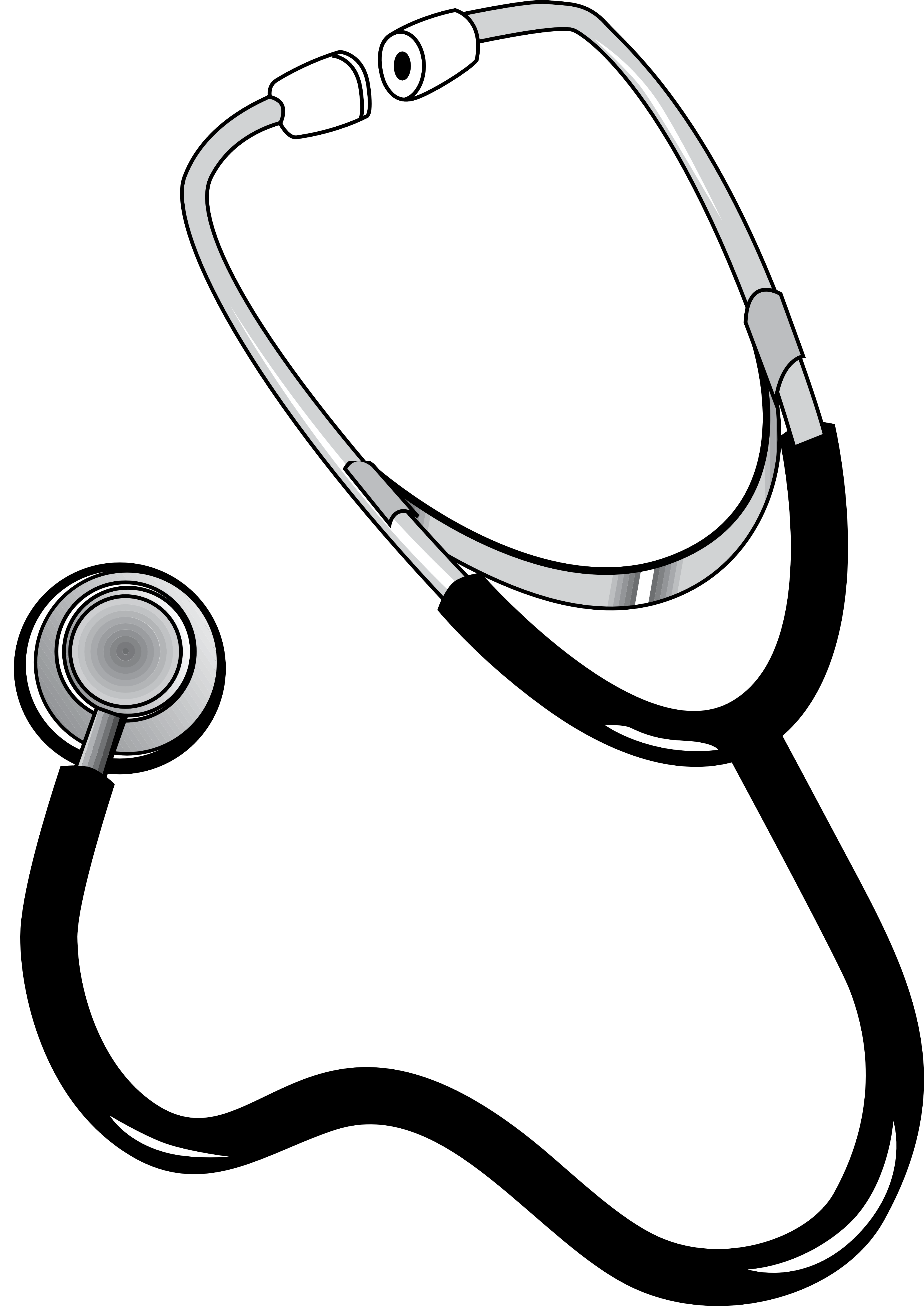 stethoscope clipart clipart panda free clipart images rh clipartpanda com stethoscope clipart black and white stethoscope clipart free