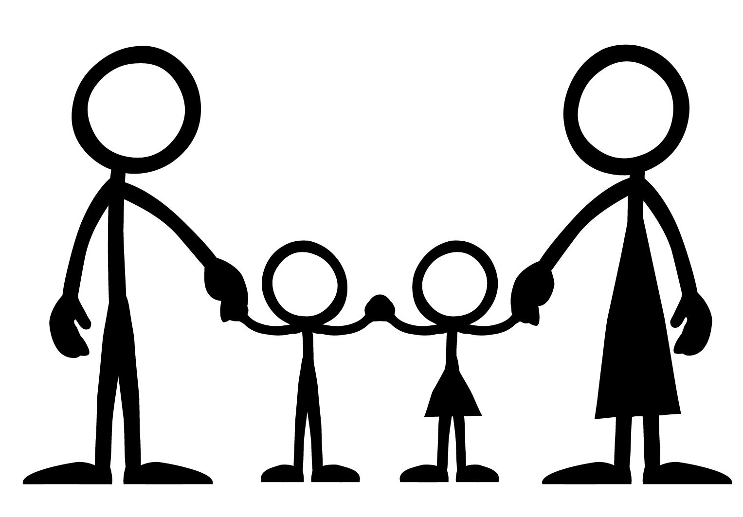 stick-family | Clipart Panda - Free Clipart Images