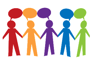 Group Of People Holding Hands Clipart