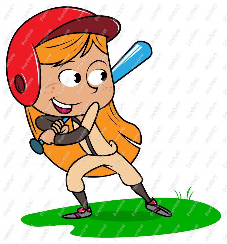 Softball images clip art