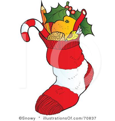 Christmas sock clipart christmas stocking clipart