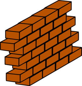 stone wall clipart clipart panda free clipart images rh clipartpanda com Brick and Stone Block Clip Art Brick by Brick Clip Art