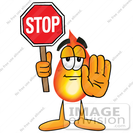 Stop Sign Clip A...Clipart Gallery Microsoft Office