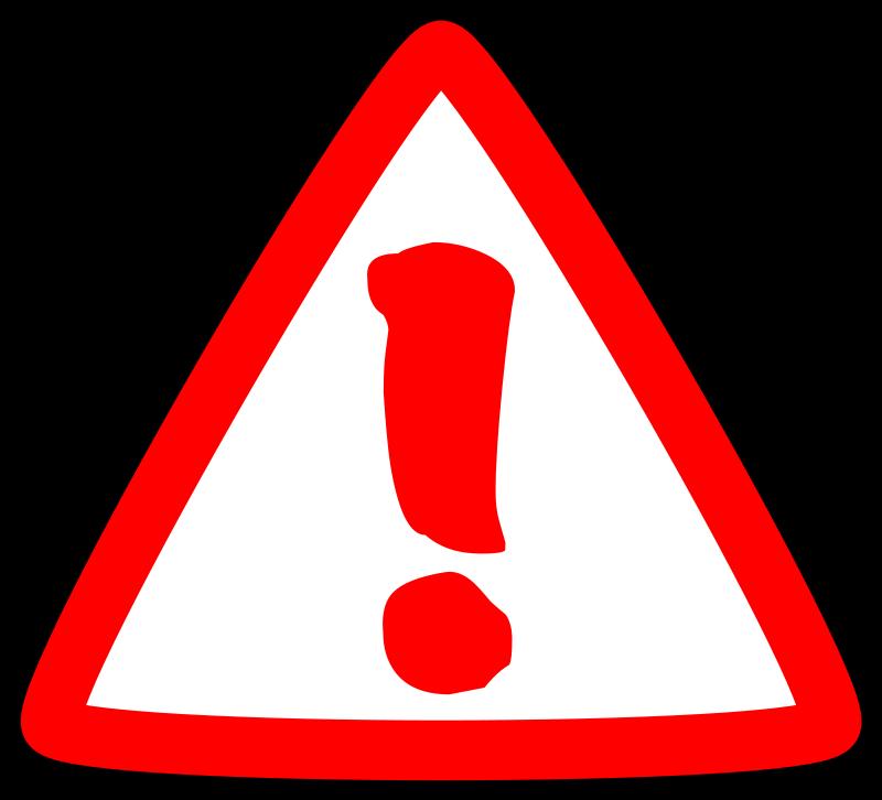 atenci n warning clipart clipart panda free clipart images rh clipartpanda com free clipart warning sign warning clipart