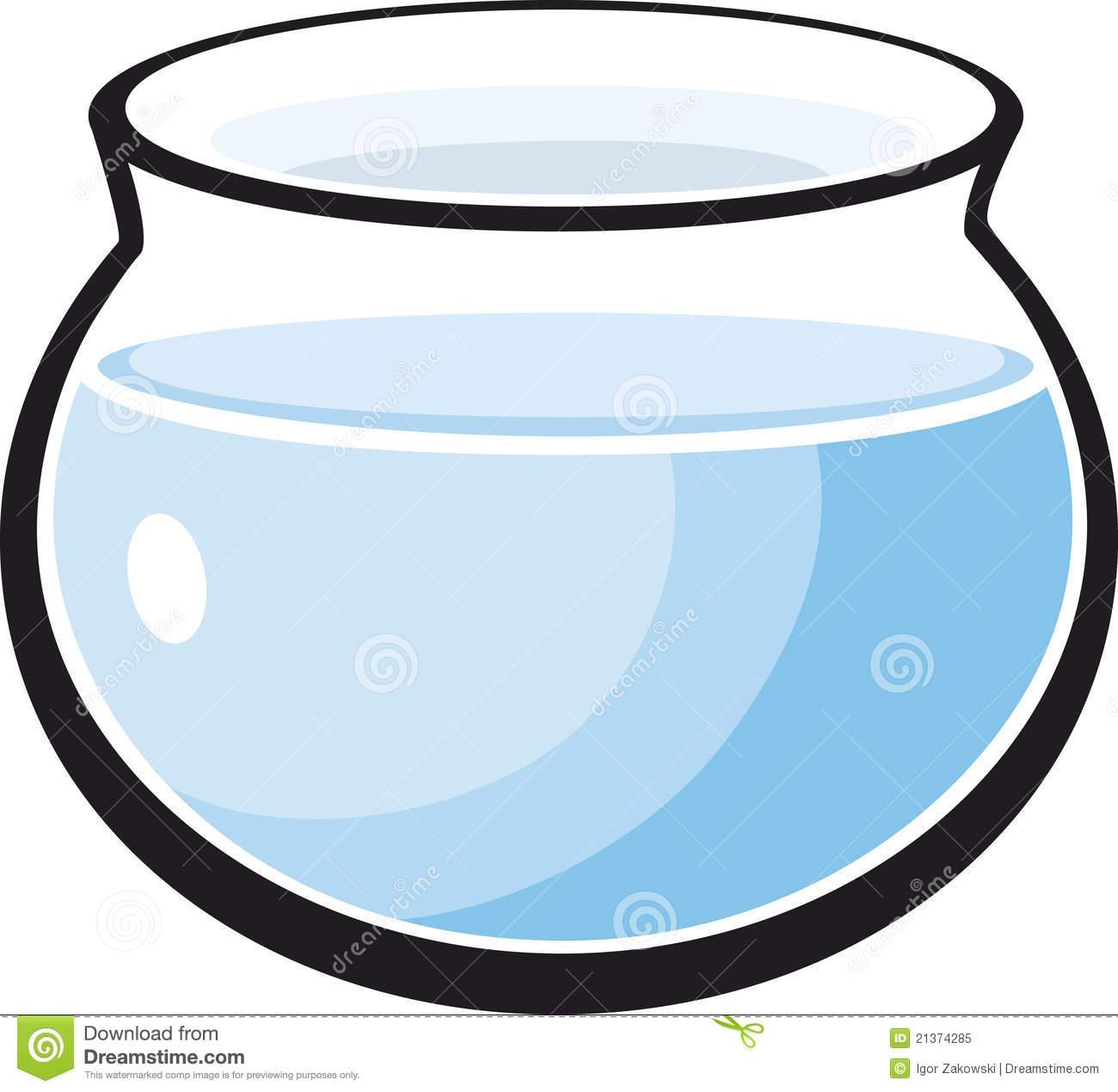 Empty bowl clip art clipart panda free clipart images for Empty fish tank