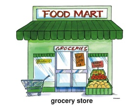 Grocery Store Clip Art | Clipart Panda - Free Clipart Images