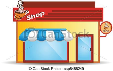 clip art illustration clipart panda free clipart images rh clipartpanda com storefront clipart free grocery storefront clipart