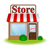 Storefront 20clipart clipart panda free clipart images for Online art stores us