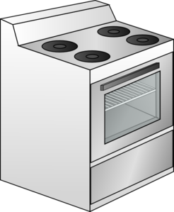 Image result for electric stove clip art