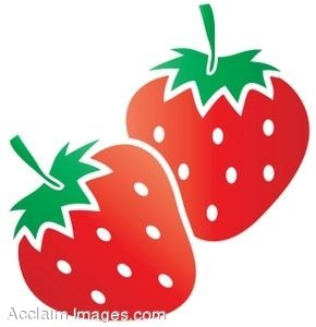 strawberry clip art clipart panda free clipart images rh clipartpanda com strawberry clip art images strawberry clip art free