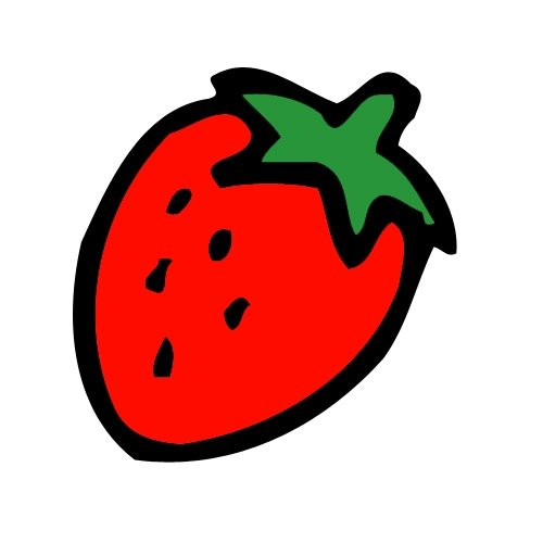 strawberry clip art pictures - photo #15