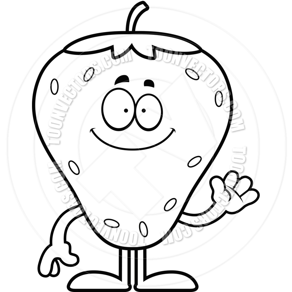 strawberry%20clipart%20black%20and%20white