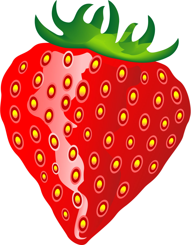 Clip Art Clipart Strawberry strawberry clipart border panda free images