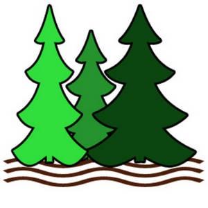 Forest Trees Clipart | Clipart Panda - Free Clipart Images