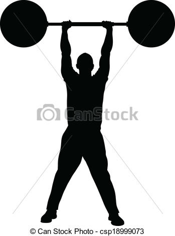 Weight Lifting Strength A Clipart Panda Free Clipart Images