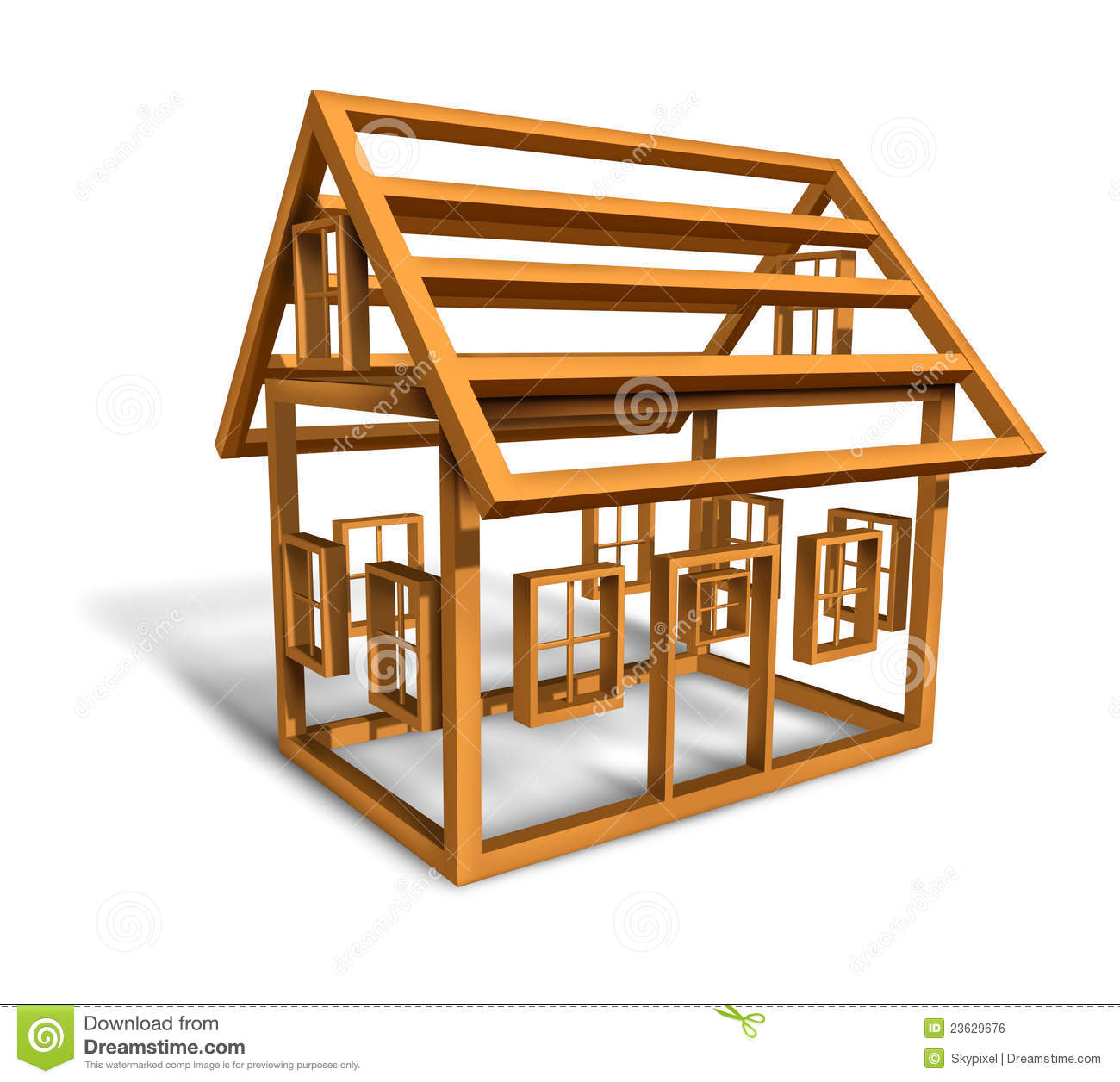 Structure clip art clipart panda free clipart images for Free home builder