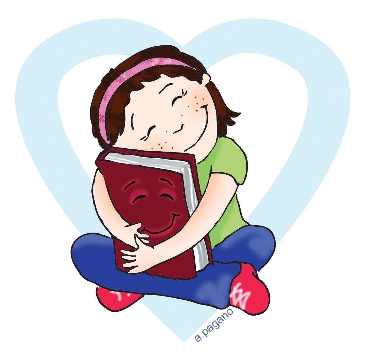 clip art free reading books - photo #47