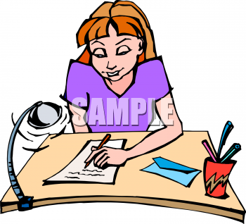 students writing clipart clipart panda free clipart images rh clipartpanda com students reading and writing clipart Girl Writing Clip Art