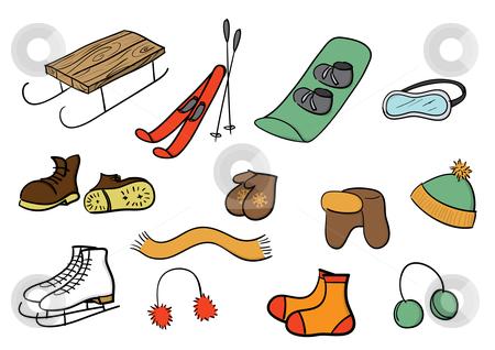 Things Used In Winter Season For Kids