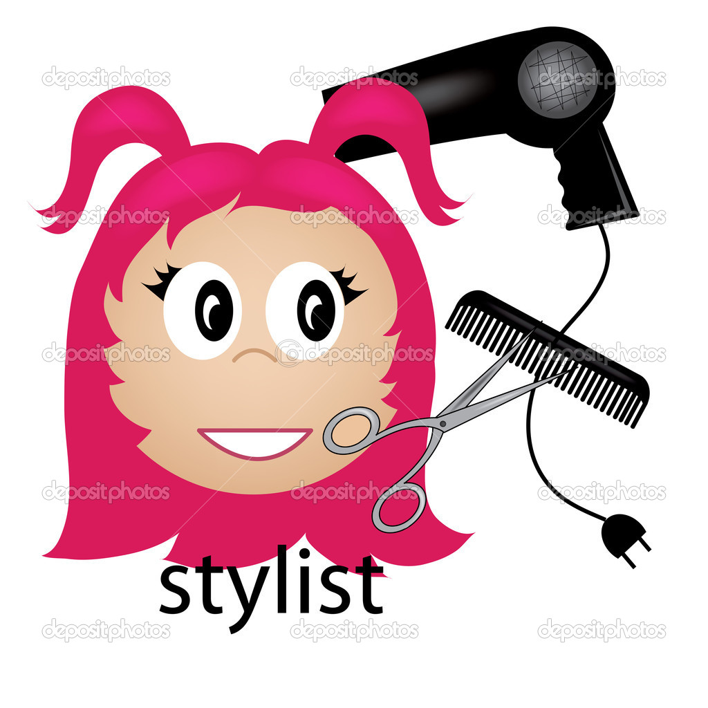 Stylist 20clipart | Clipart Panda - Free Clipart Images