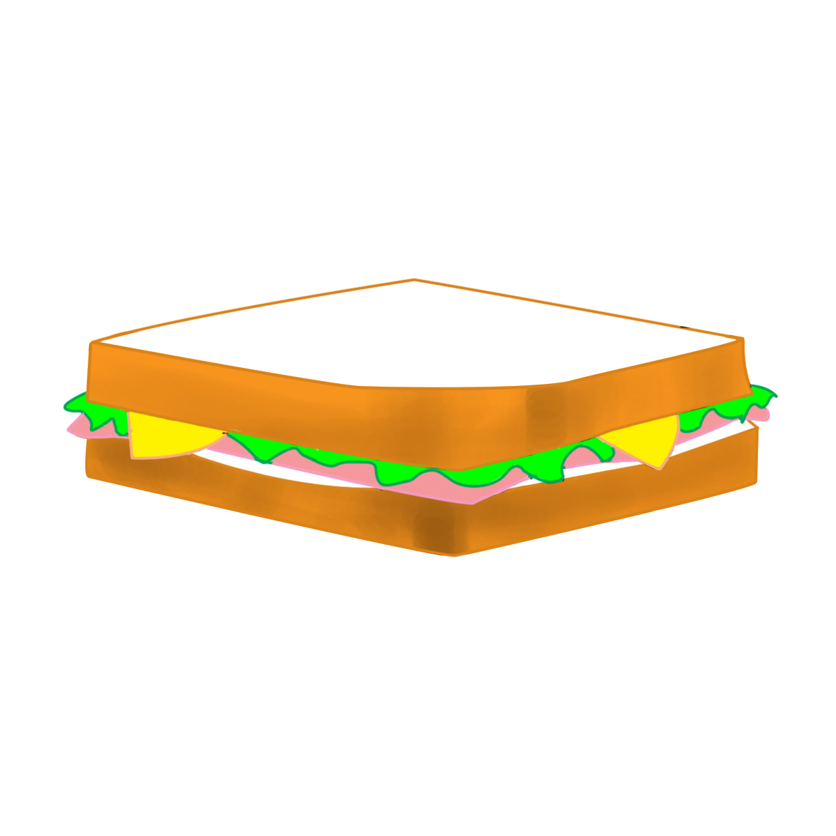 sub-sandwich-drawing-sandwich-drawing-sandwich-color-step-8jpg-awesome ...