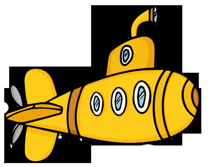 cartoon submarine clip art | Clipart Panda - Free Clipart ...