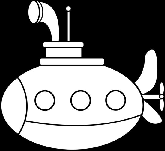 Clip Art Submarine Clipart submarine clipart black and white panda free clipart