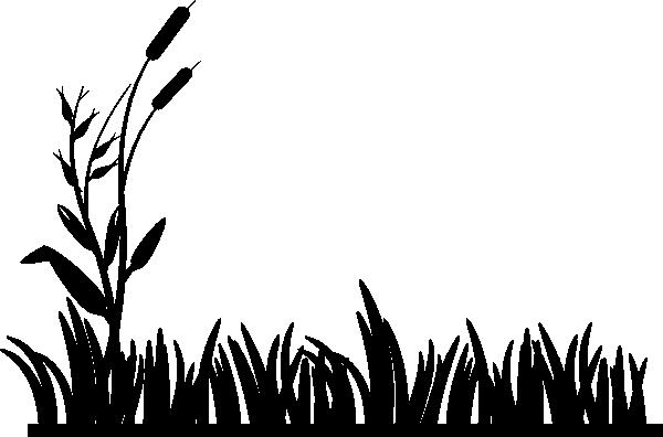 Cattails clip art - vector | Clipart Panda - Free Clipart Images
