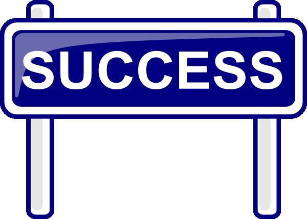 Resultado de imagem para CLIPART SUCCESS