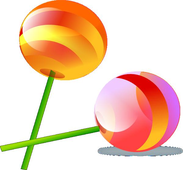 Lollipop clip art - vector | Clipart Panda - Free Clipart Images