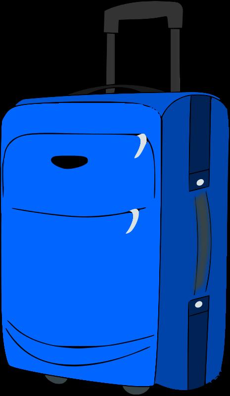 Fabrica Bellota Suitcase-clipart-luggage