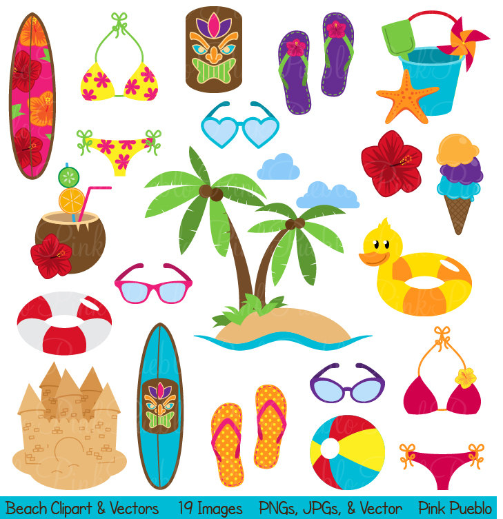 Summer Clip Art In Black White | Clipart Panda - Free Clipart Images