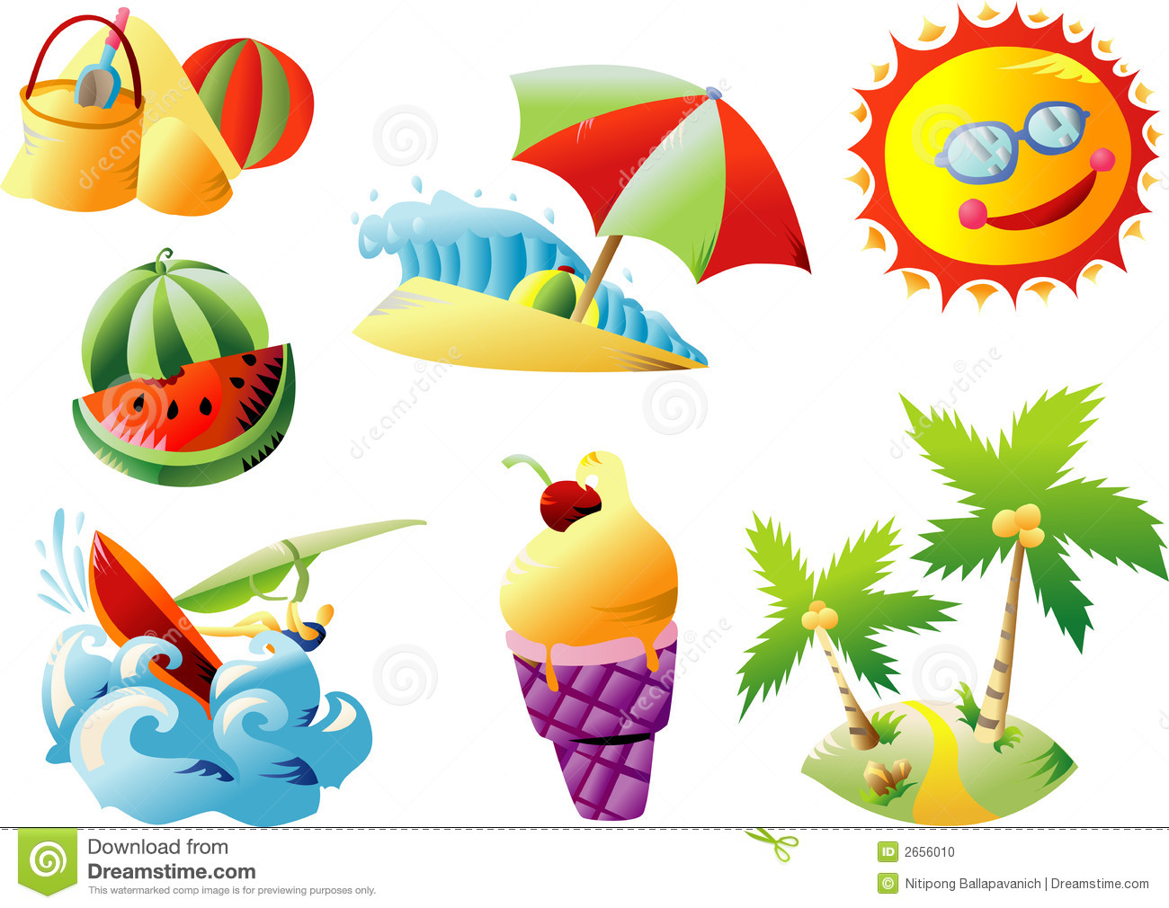 Summer Clip Art Free Images | Clipart Panda - Free Clipart Images