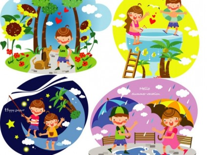 Summer Clipart For Kids | Clipart Panda - Free Clipart Images
