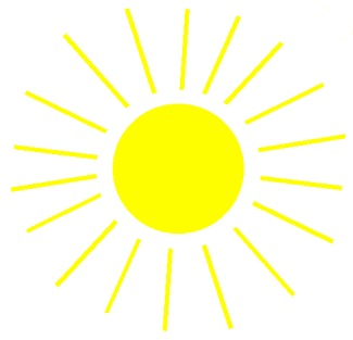 Summer Sun Clip Art – Cliparts
