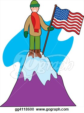 Mountain Climbing Everest | Clipart Panda - Free Clipart Images