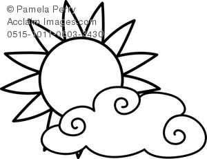 Sunrise Clouds Coloring PagesCloudsPrintable Coloring Pages Free