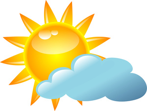 Partly Sunny Icon