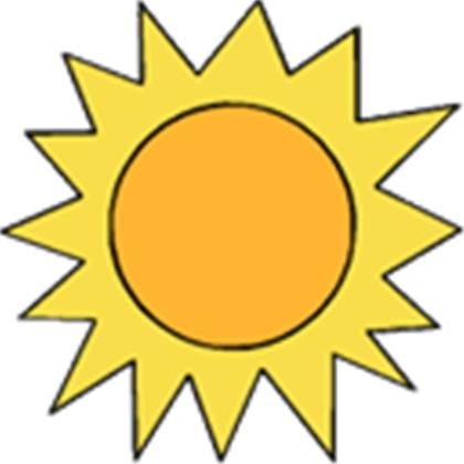 Sun Clipart (TRANSPARENT) | Clipart Panda - Free Clipart ...