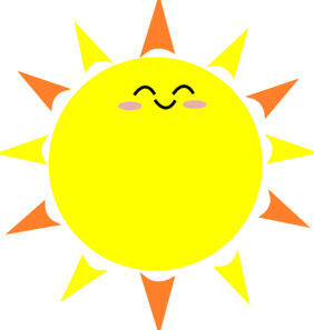 happy sunshine clipart rh worldartsme com clipart sunshine pictures clip art sunshine face
