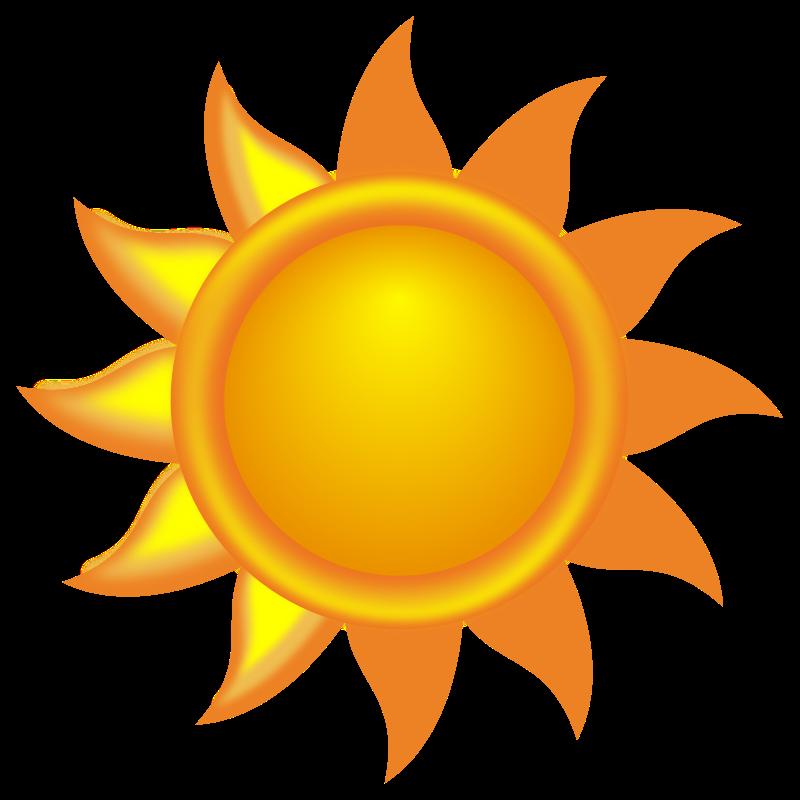 Image result for clip art sun
