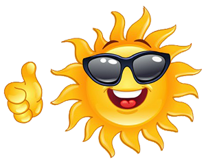 sun with sunglasses thumbs up clipart panda free clipart images. Black Bedroom Furniture Sets. Home Design Ideas