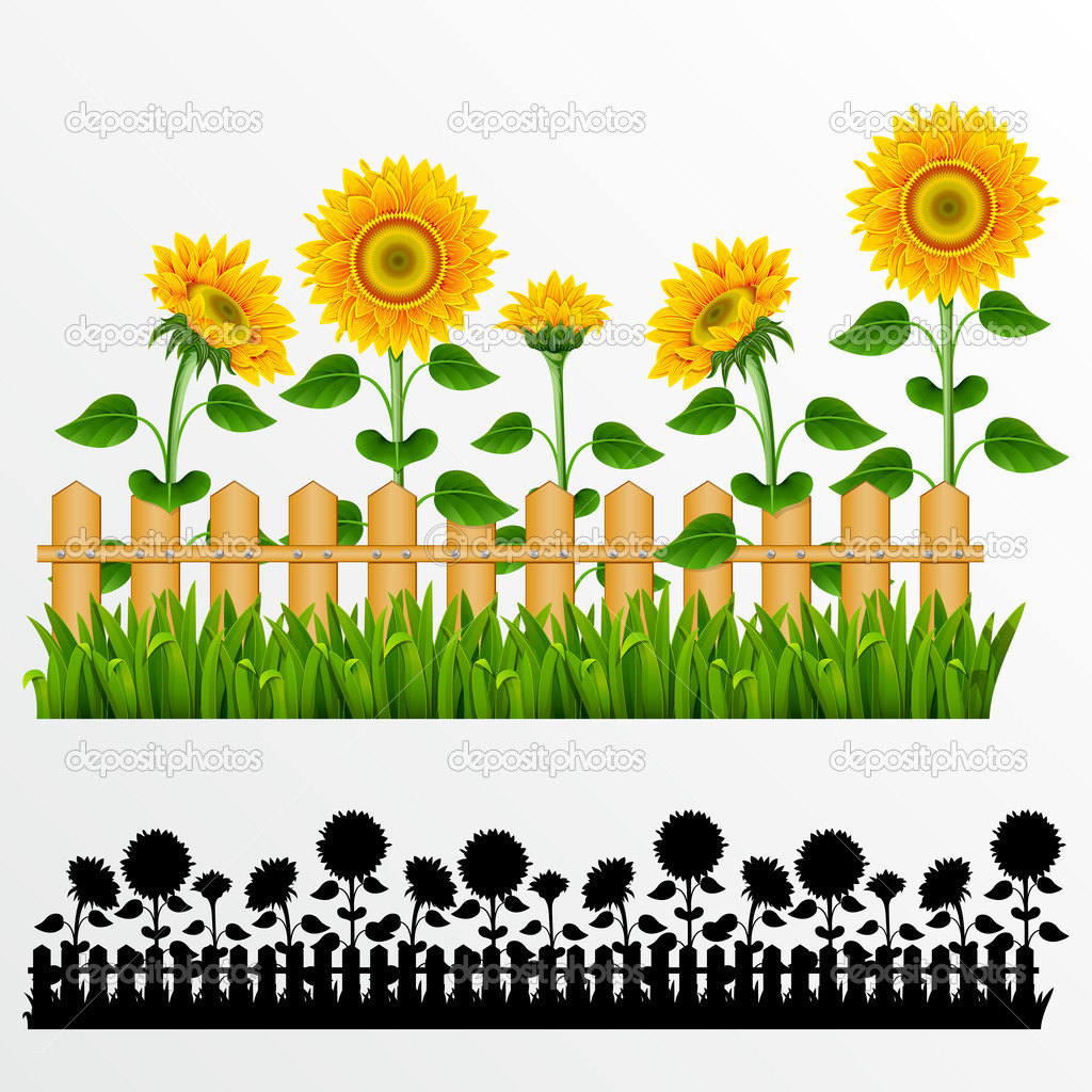 Free Clipart Garden Borders Container Gardening Ideas